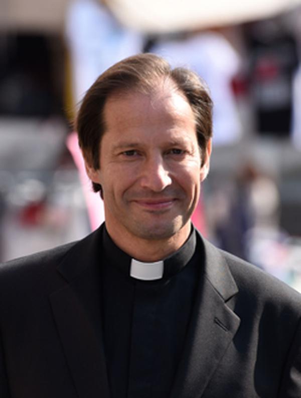Présentation du Vicaire pour le Luxembourg et la Belgique