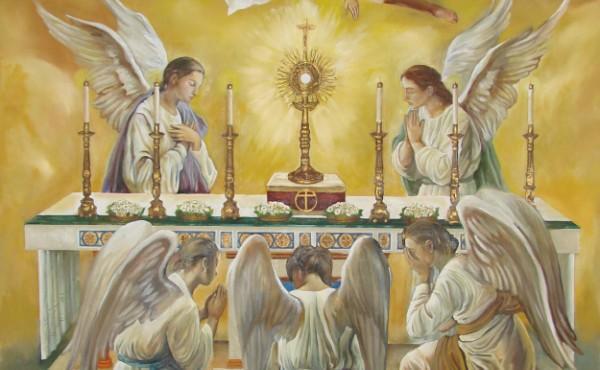 Carta do prelado do Opus Dei sobre a Eucaristia