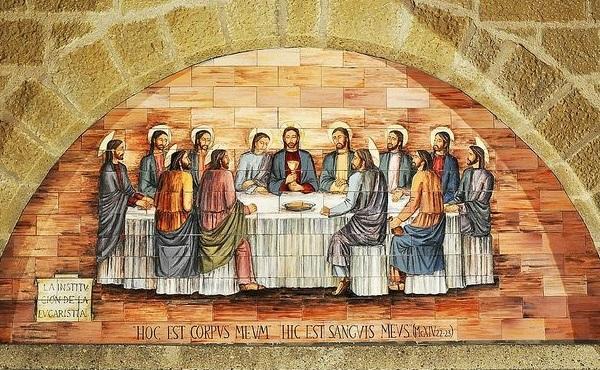圣週四:圣体圣事——信与爱的奥蹟