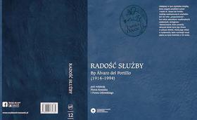 Książka ''Radość służby. Bp Álvaro del Portillo (1914-1994)''