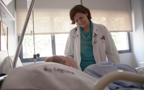«Cuando entramos en paliativos, empezamos a vivir otra vez»