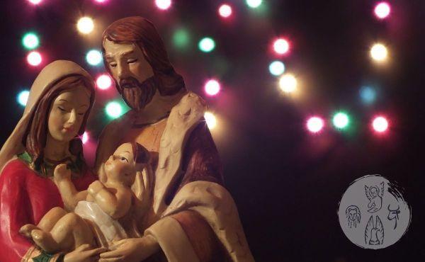 Au fil de l'Évangile : l'enfant grandissait