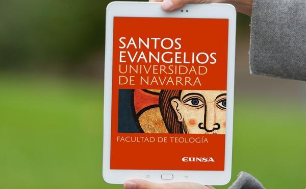 A Universidade de Navarra publica uma versão digital gratuita dos Evangelhos