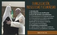 Evangelización, proselitismo y ecumenismo