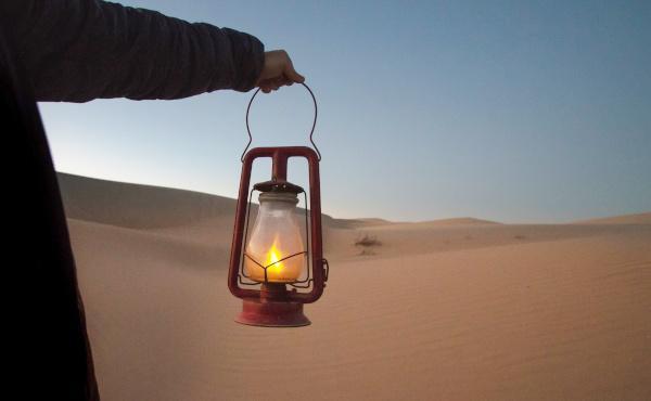 Commentaire d'Évangile: Les tentations au désert