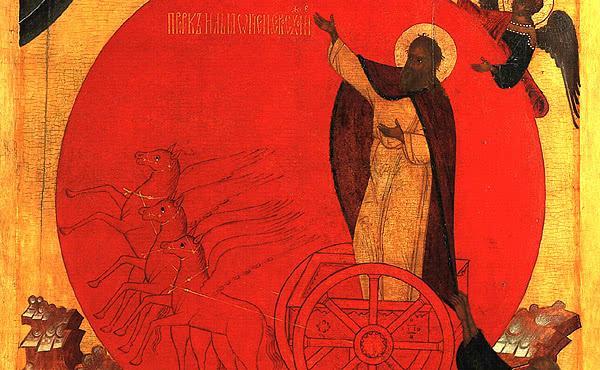 Opus Dei - 信德的榜样之四:厄里亚先知