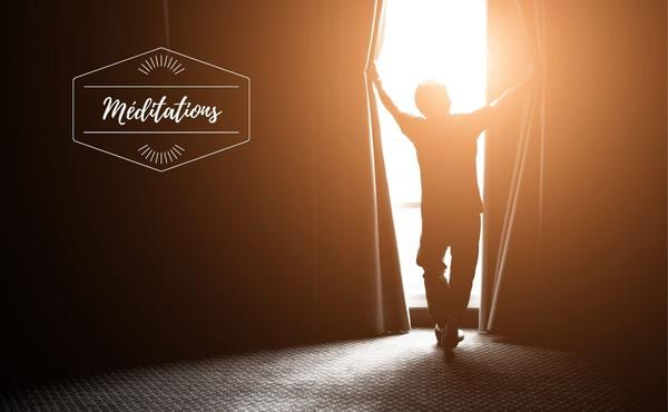 Méditation : Lundi de la 6ème Semaine de Pâques
