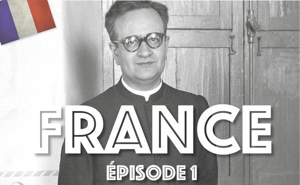 Épisode 1 – Don José Maria Hernandez Garnica arrive en France