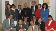 Mons. Álvaro del Portillo y la familia