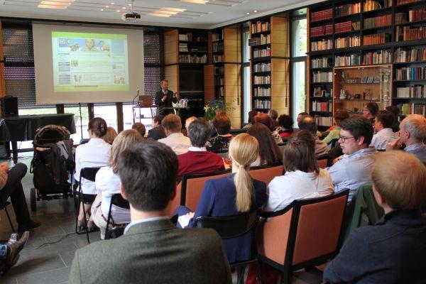 Opus Dei - Familiensymposium 2015 in Haus Hardtberg