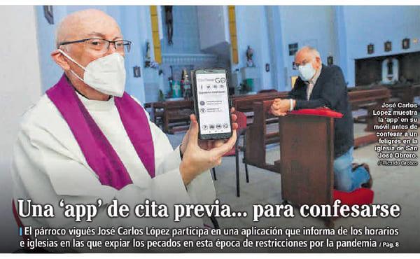 Opus Dei - «La confesión es el mejor quitamiedos»