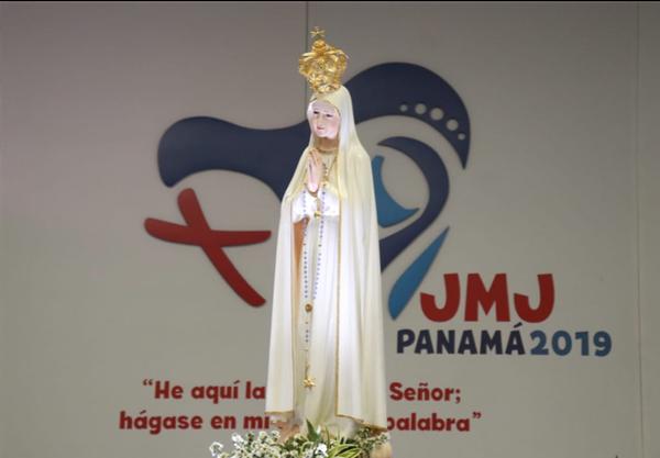 Cómo ganar la indulgencia plenaria ante la peregrina de Fátima en la JMJ de Panamá