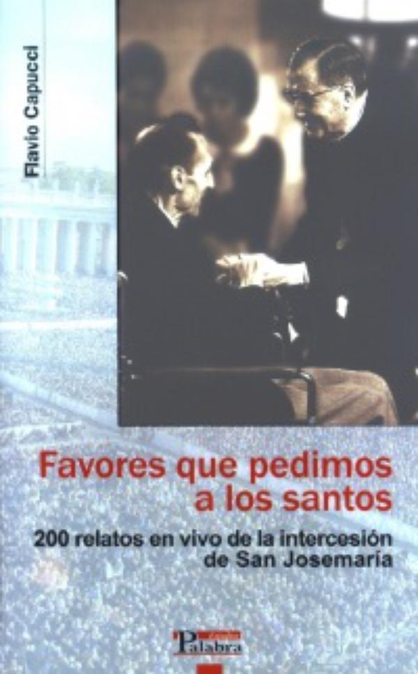 200 favores de san Josemaría