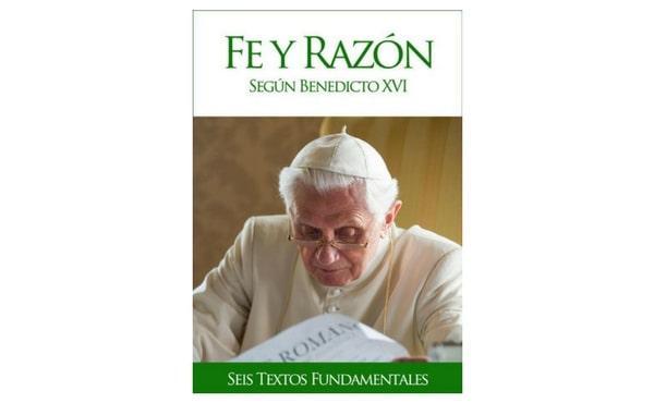"""Libro electrónico """"Fe y razón según Benedicto XVI"""""""