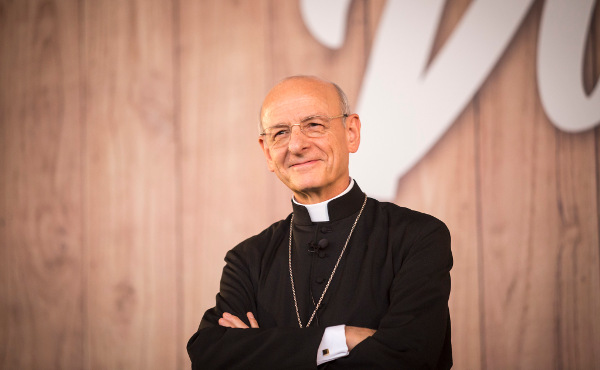 Opus Dei - Posolstvo preláta (9. apríla 2019)