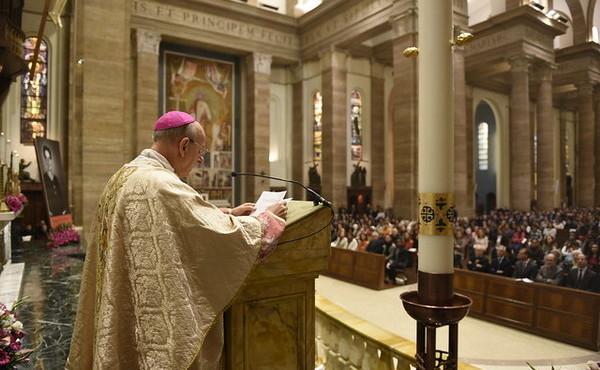 Misa de acción de gracias en Roma por la beatificación de Guadalupe Ortiz de Landázuri