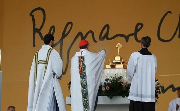 真福欧华路主教获宣真福五週年