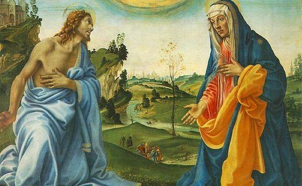 Opus Dei - Réjouis-toi, Mère du Ressuscité !