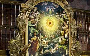 在基督聖心內尋求和平