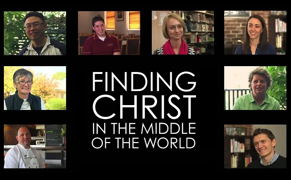 Opus Dei - Finding Christ in the Middle of the World