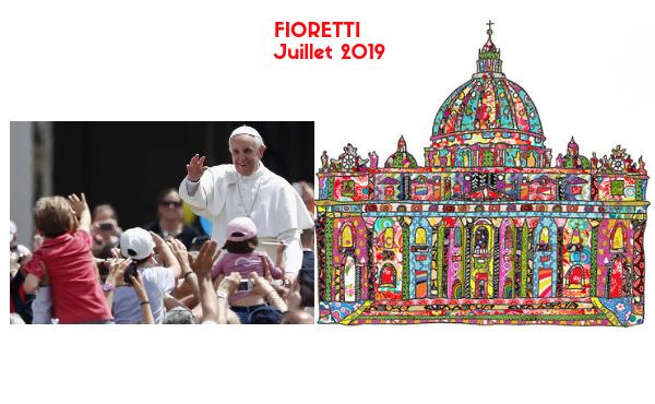 Fioretti juillet 2019