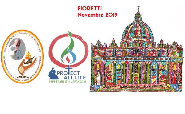 Opus Dei - Fioretti novembre 2019