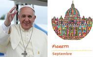 Les fioretti du pape François en septembre
