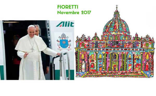 Opus Dei - Les fioretti du pape François