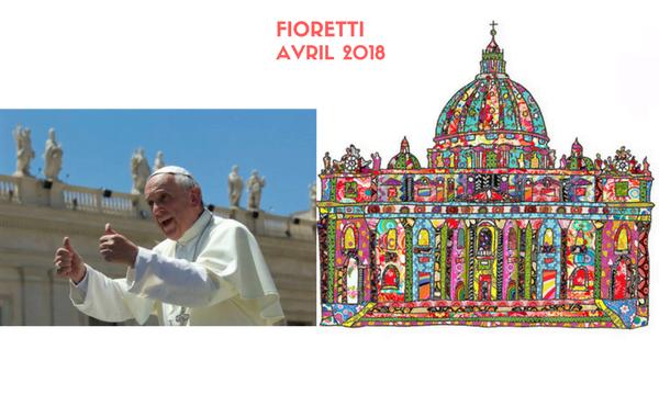 Opus Dei - Fioretti avril 2018