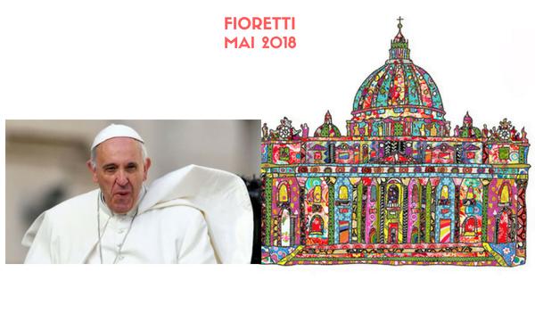 Opus Dei - Fioretti mai 2018