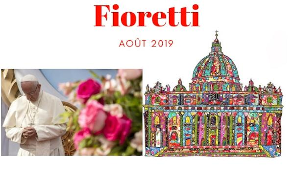 Opus Dei - Fioretti août 2019