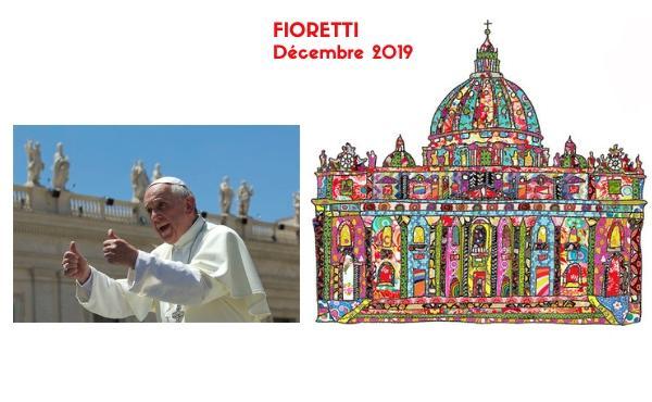 Opus Dei - Fioretti décembre 2019