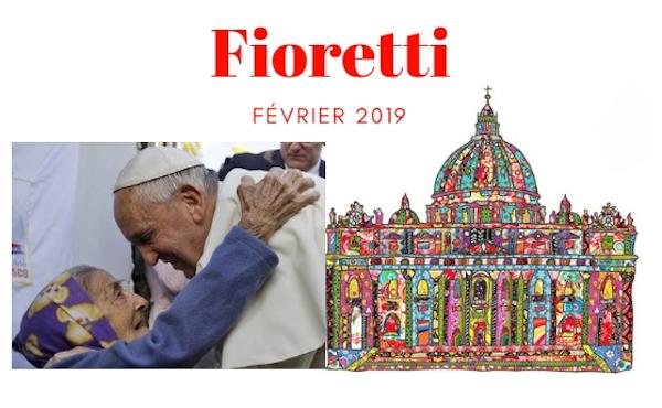Opus Dei - Fioretti février 2019