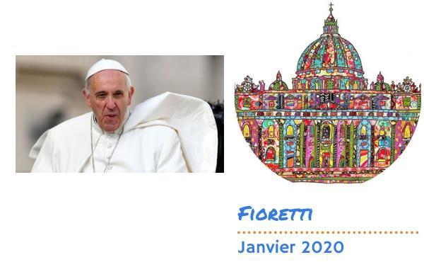 Opus Dei - Fioretti janvier 2020