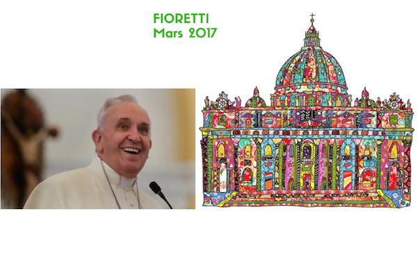 Opus Dei - Fioretti mars 2017