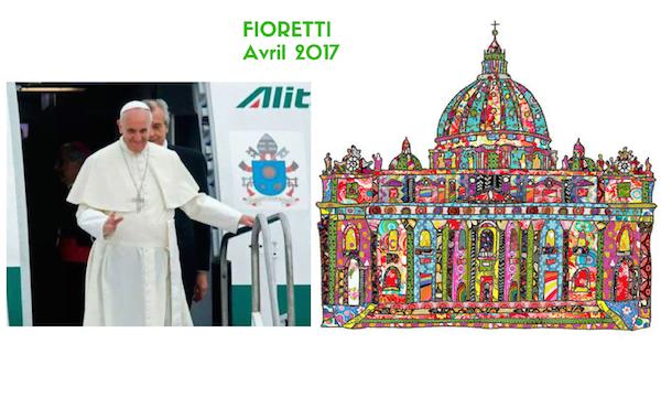 Opus Dei - Fioretti avril 2017