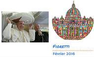 Les fioretti du pape François en février