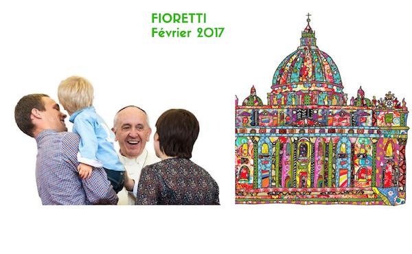 Opus Dei - Fioretti février 2017