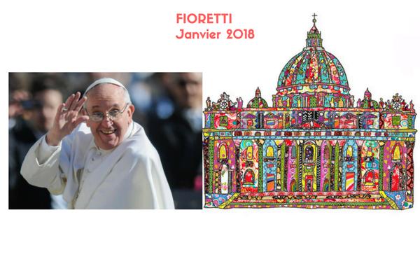 Opus Dei - Fioretti janvier 2018