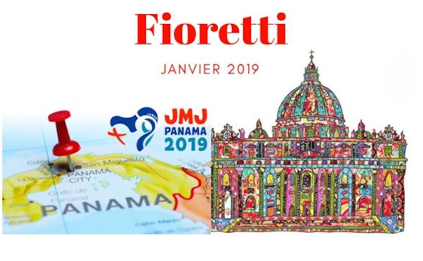 Opus Dei - Fioretti janvier 2019