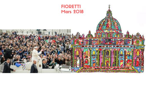 Opus Dei - Fioretti mars 2018