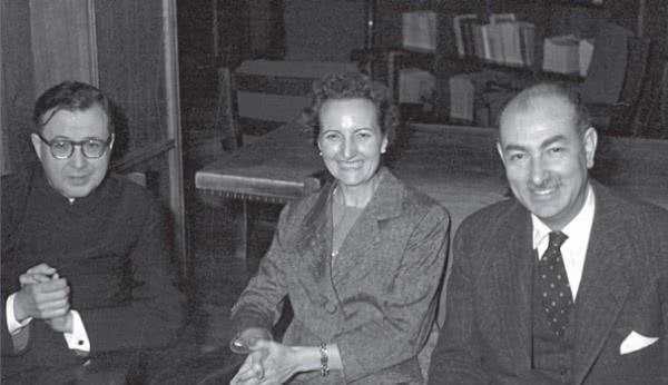Opus Dei - 第一班Supernumerary:1948年的学习营