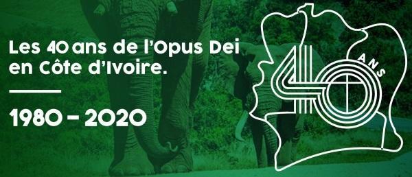 Les 40 ans de l'Opus Dei en Côte d'Ivoire
