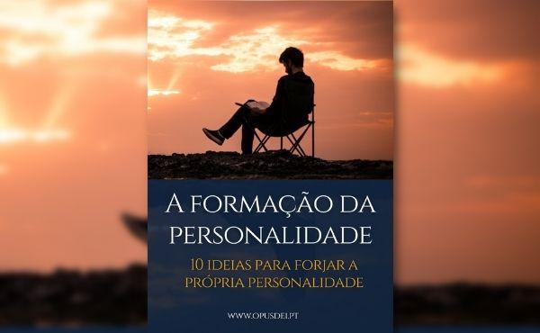 """Ebook gratuito: """"A formação da personalidade"""""""