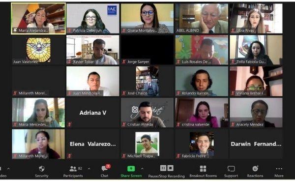 El trabajo colaborativo como acción social