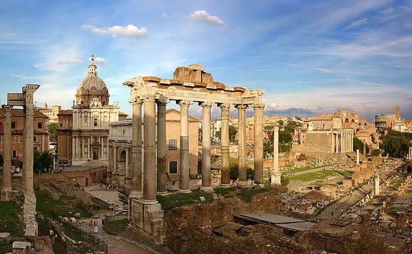 Opus Dei - O Forum Romano