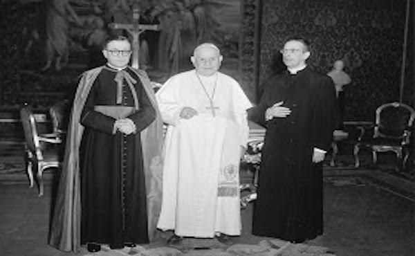 Opus Dei - Il contributo di Álvaro del Portillo al Concilio Vaticano II