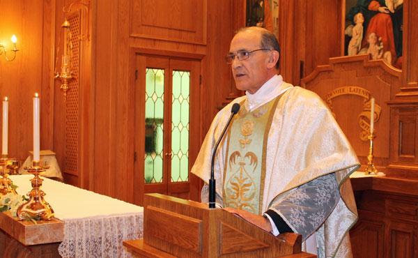 Opus Dei - Priester Fernando Peró Silva overleden