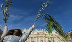 Dalla Domenica delle Palme alla Domenica di Pasqua