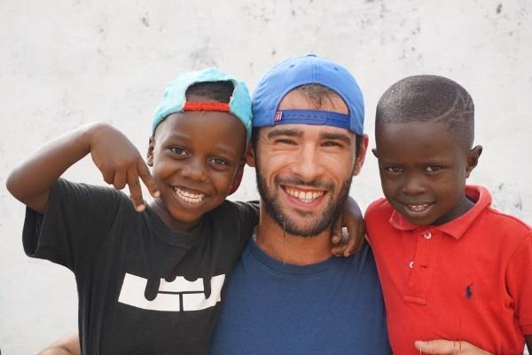 Voluntariado: de Lisboa até Gabu